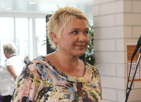 NY LEDER: Stine Karin Bjelland er ny leder for Stiftelsen Karmsund ABR-senter.