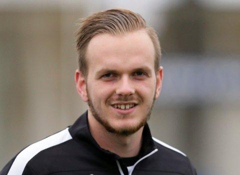 KLAR FOR 3. DIVISJON: Endre Eide kan nesten ikke vente med å komme i gang med årets 3. divisjon.