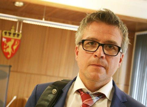 KRITISERER REINPOLITIET: Forsvarer Kjetil Hugo Nilsen.