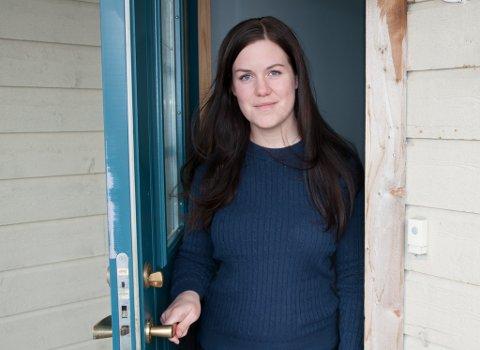 KURSLEDER: Veronika Jakobsen (26) starter opp med kursing ca. en gang i måneden i Hammerfest.