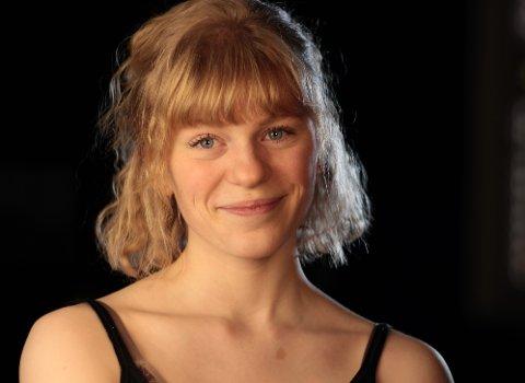 TOALETT: Konstanse Fjellvang er nominert til Amandusfestivalen med kortfilmen sin Et offentlig toaletts hemmelige liv.