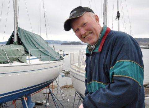 NYTT STYRE: Holberg Bygg AS, hvor Ivar Holberg (bildet) eier 60 prosent, har valgt nytt styre.