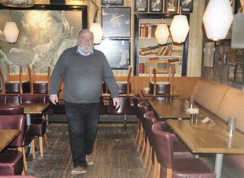 Per Lunde er lettere til beins etter at en spesialist ved Drammen sykehus fikset plagene han har slitt med i fire år.