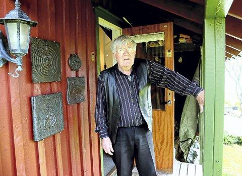 Johs Røde ble 83 år gammel, og beskrives som en utrolig engasjert mann.