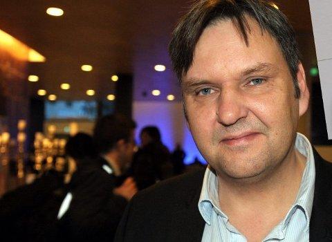 Stortingrepresentant Jonny Finstad fra Vestvågøy.