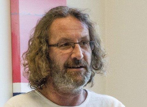 Bjørn Jensen (SV)            FOTO: MARTIN KRISTIANSEN