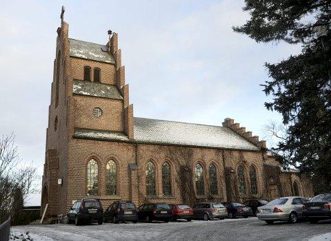 Gamlekirken: Nordstrand kirke ble innviet i 1866, og fyller altså 150 år i januar 2016. Arkivfoto: Nina Schyberg Olsen