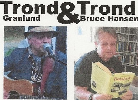 Trond Granlund & Trond Hansen