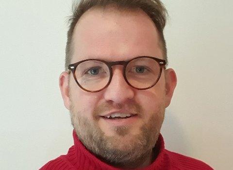 STARTER POLITISK PARTI: John Harald Bondevik fra Nordre Follo er et av mange navn på listen over et nytt, politisk parti.
