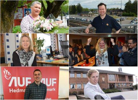 STILLER: Østlendingen har samlet alle kandidatene som stiller til valg i alle kommunene i Hedmark.
