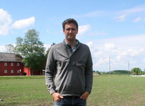 Landbrukssjef Bård Kollerud. Arkivfoto: Elin Marie Rud