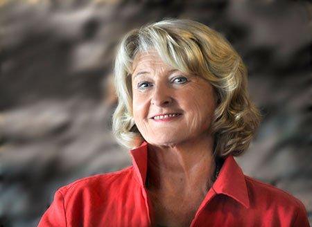 Jazzlegende: Karin Krog har vært aktiv musiker siden midt på 50-tallet, nå kommer hun til Smeltedigelen.
