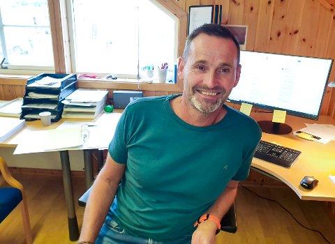 Pål Vinje, daglig leder i Polarsirkelen Friluftsråd, er på jakt etter kandidater til årets utdeling.