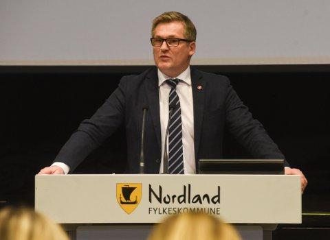 - Jeg har ingen ytterligere kommentarer til dette. Vi forholder oss til stortingets vedtak. Noe mer er det ikke å si om denne saken, sier Dagfinn Olsen, 1. kandidat for Nordland FrP og leder av partiets fylkesstyre i Nordland.