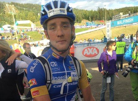 Team Ringeriks-Kraft-syklisten Audun Brekke Fløtten er ved godt mot et knapt døgn etter at han ble meid ned av en bil i Spania.