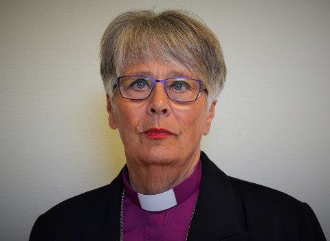 Biskop Solveig Fiske. Foto: Hamar bispedømme