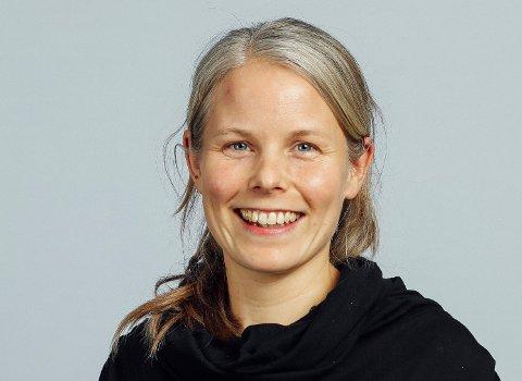 NESTLEDER: Kirsti Bergstø er i dag SV-nestleder på heltid. Hun flyttet til Nittedal i sommer. Kandidaten håper og tror at SV skal vinne to plasser i Akershus krets.