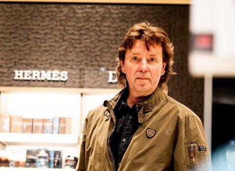 Roar Myhrer er en av Oslo Lufthavns tre tyvefangere.