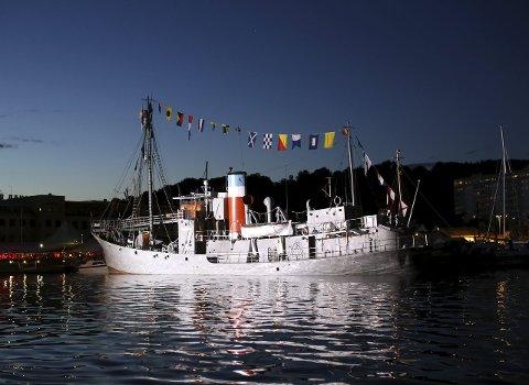 Feiring: Da NRK Sommeråpent besøkte Sandefjord sommeren 2013 ble lyset satt på «Southern Actor».Foto: Bente Wallander
