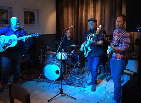 TILBAKELENT ROOTS: Bandet Zig-Zag inntar Thaulows & Gran Bar i Kurbadet.