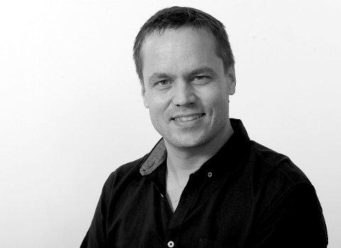 SB mener, Steinar Ulrichsen, ansvarlig redaktør/daglig leder