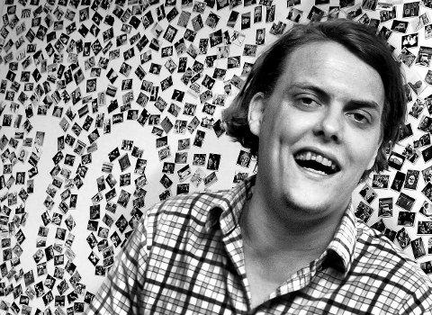 Plateklar: Sarpingen Niklas Skjelin er klar med sin første ep, og spiller på Glengfestivalen 17. juni.