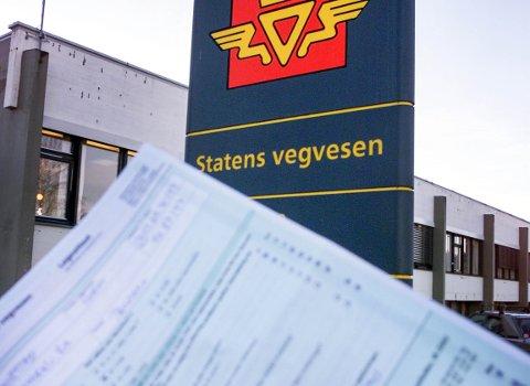 STENGT: Statens vegvesen holder stengt i tre dager.