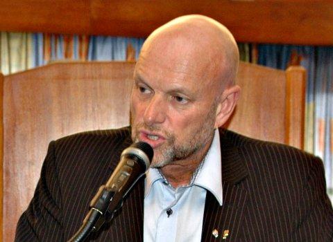 Geir Nordli, medlem av Senterpartiet Kristiansund.
