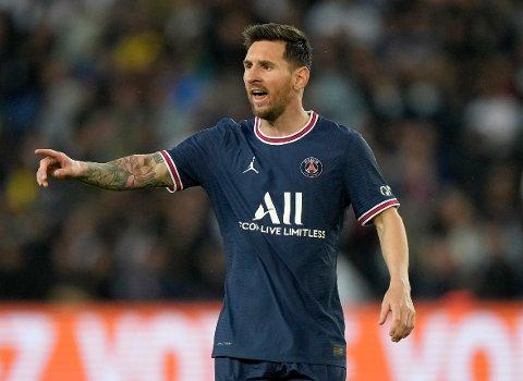 MESSI: Alle med abonnement på Varingen får tilgang til kampene i den franske toppdivisjonen, som blant annet Lionel Messi spiller i. Her er han avbildet i en kamp mot Lyon.