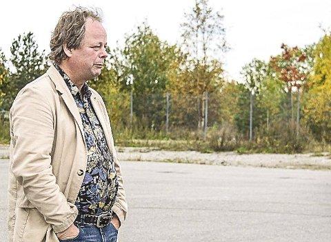 Framsynt: KrFs Henning Korsmoe synes det stramme budsjettforslaget til Nesoddens nye rådmann er et godt utgangspunkt for politisk påvirkning som han håper blir større enn den var i fjor. Foto: Staale Reier Guttormsen
