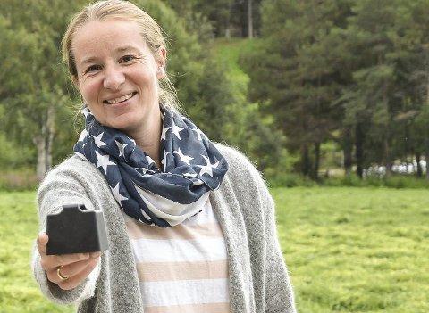 SKAL INSPIRERE: Marit Mjøen Solem fra FIndMySheep er én av foredragsholderne på inspirasjonsseminaret under SUM. Arkivfoto: Guri Jortveit