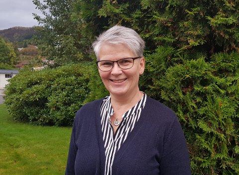 NY REKTOR: Olaug Hove er ny rektor på Nygård barneskole.