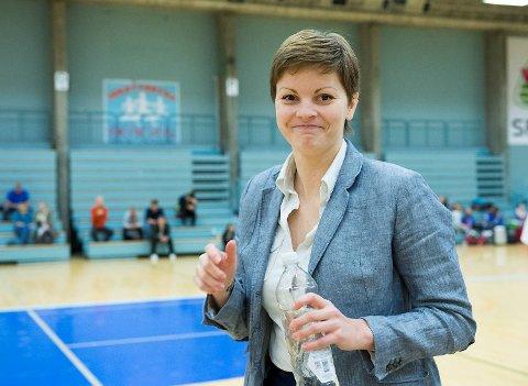 Tanja Lacina, Bergen Elite-trener.