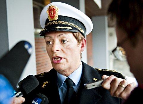 Leder for vold- og sedelighetsavdelingen ved Bergen sentrum politistasjon, Rigmor Isehaug, slutter i jobben. Foto: Arkiv