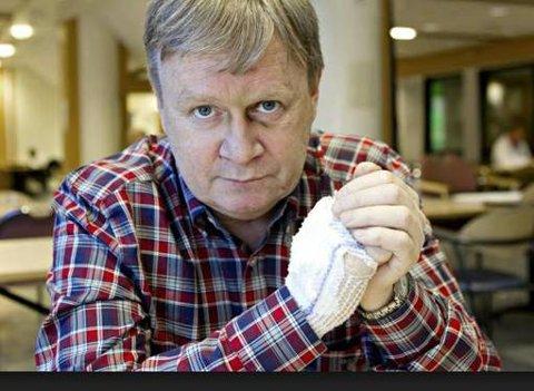 Letemannskaper driver omfattende søk etter savnede Trond Erik Lohne (61).