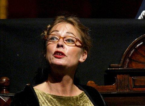 Skuespiller Minken Fosheim er død.