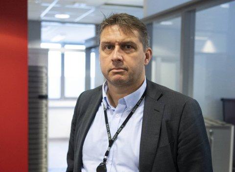 Ivar Konrad Lunde, beredskapssjef i Bergen kommune, forteller at arbeidet med å forsøke å avdekke karantenebrudd er igang.