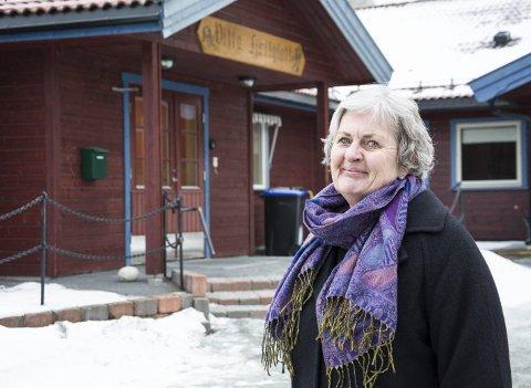 Jakter sykepleiere: – Gunstige betingelser gjør at jeg håper mange vil søke på sykepleierstillingene vi har lyst ut ved Kryllingheimen, sier helse- og omsorgssjef Anne Marit Tangen.                                    Arkivfoto