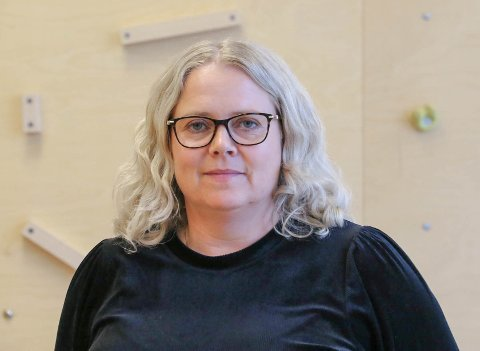 NY JOBB: Hege Herland Kjeilen blir ny leiar i Nærleiken barnehage.