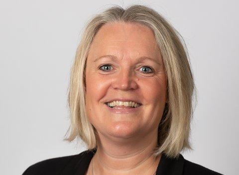 NY JOBB: Ine Bredholt er blitt salgs- og markedsansvarlig i Frigaard Bolig.