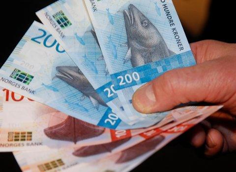 KORONA-PENGER: Narvik kommune har mottatt 15,6 millioner kroner som en foreløpig dekning av ekstra kostnader tilknyttet håndteringen av den pågående korona-situasjonen.