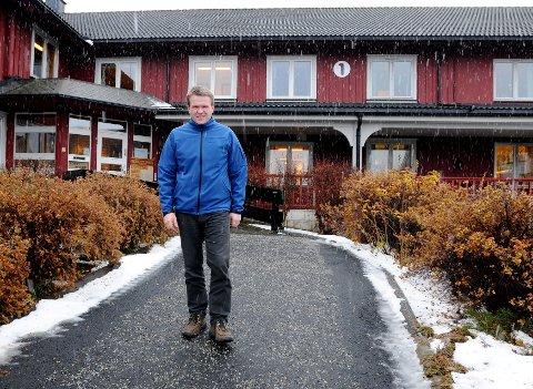 LOBBER FOR BUSS: Ordfører Ole Tvete Muriteigen i Sør-Fron.