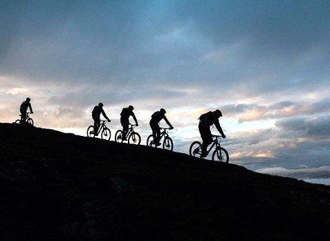 #fjellmillom på tur #stisykling #vågå #nasjonalparkriket #gdbilder #norddalenbilder #fjukenavis Foto: Svein Ole Valde