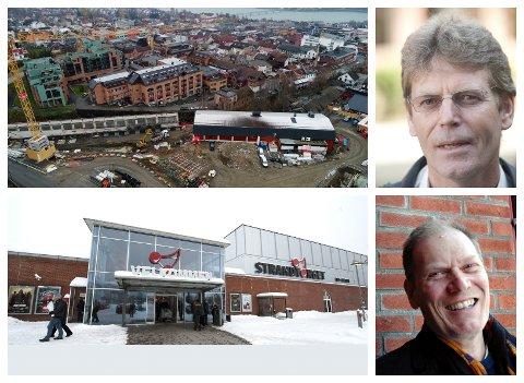 Egil Martin Kurdøl og Øyvin Aamodt, Rødt Lillehammer, skriver om byutvikling.