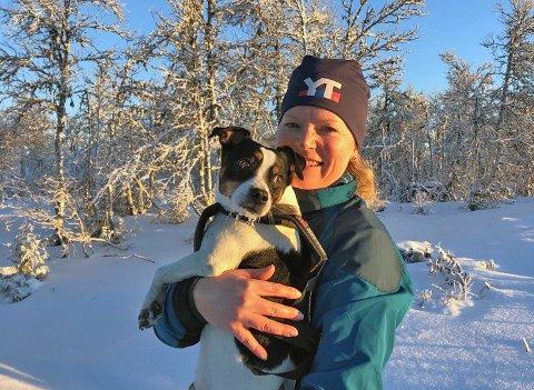 Elise Solberg Løvlund tok den tredje matkassen i GDs julekalender. Den siste trekkes i julehelgen.