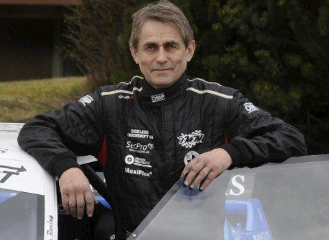 SLUTT: Terje Morstad gir seg med toppsatsing på rallycross.