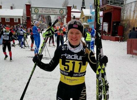 12. PLASS: Marie Renèe Sørum Gangsø.