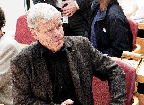 INGEN KOMMENTAR: Det er håpløst at Svein Olaussen ikke vil kommentere beskyldningene.