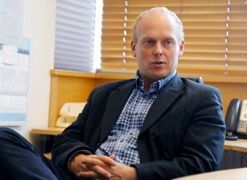 TAR INITIATIV: Klinikkdirektør Kenneth Eikeset i Helse Fonna vil sette fokus på betre samarbeid med andre etatar om utilreknelege personar.