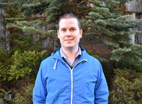 Leter fortsatt: Morten Rognan i Aurskog-Høland Høyre